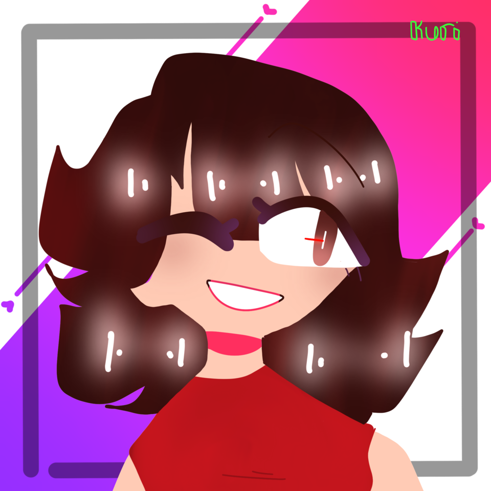 That's how you do it ! | FNF girlfriend Illust of DreamiiKuri | Drèam mode©️ lineless drawing fnf girlfriend anime poggerssss fridaynightfunkin