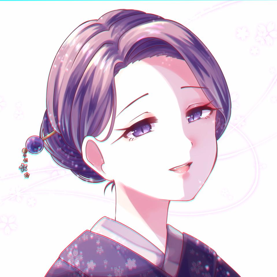 珠世さん Illust of もうふ medibangpaint KimetsunoYaiba