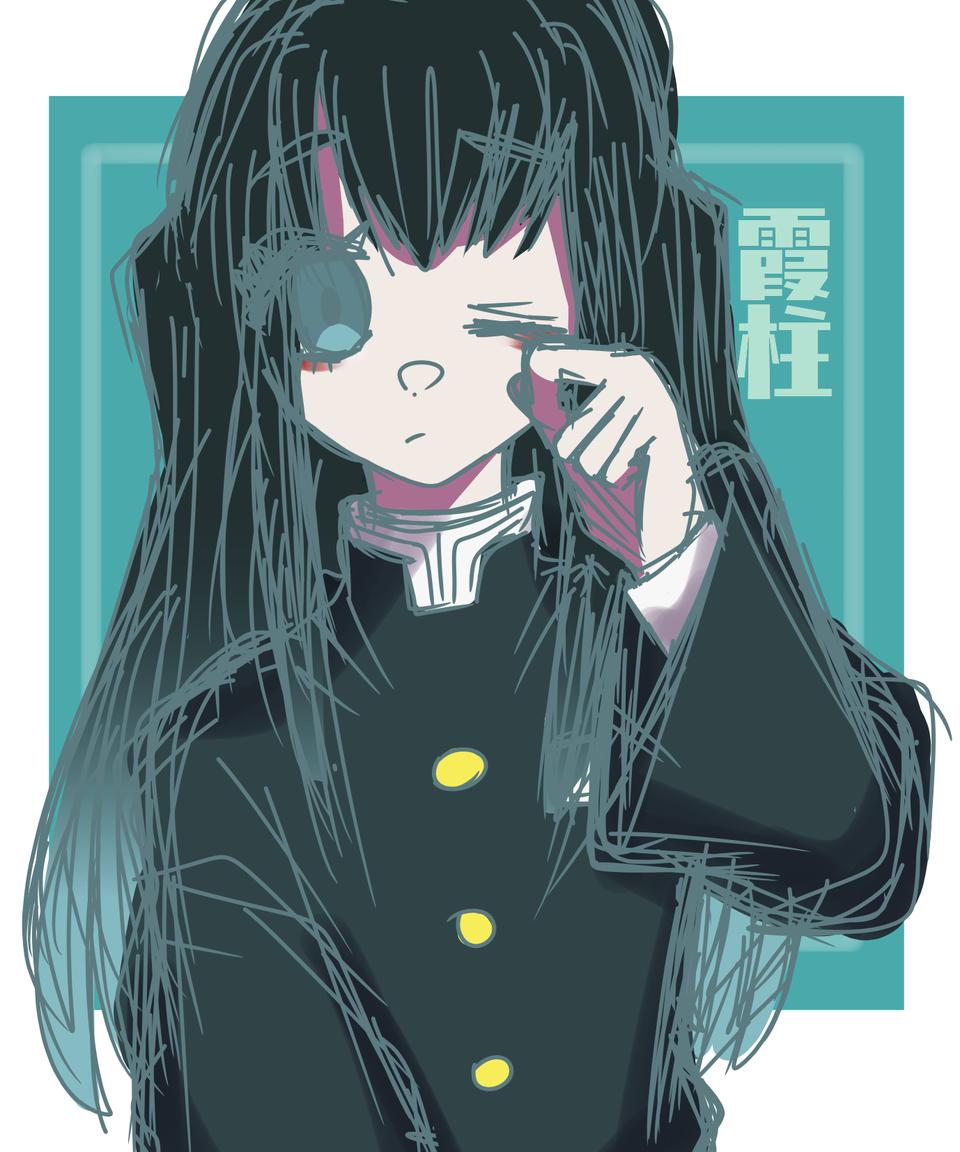 らくがき むいくん Illust of 墨野 蒼 medibangpaint boy
