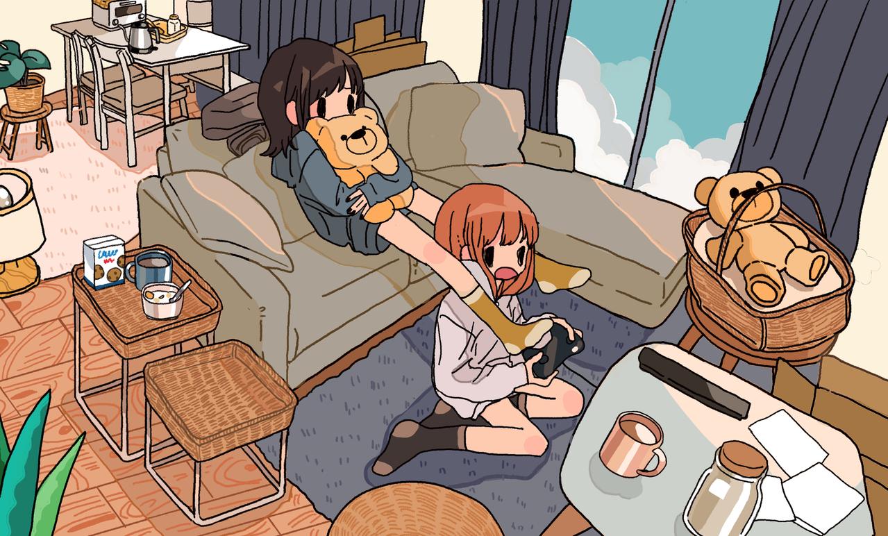 ゲーム Illust of maple original
