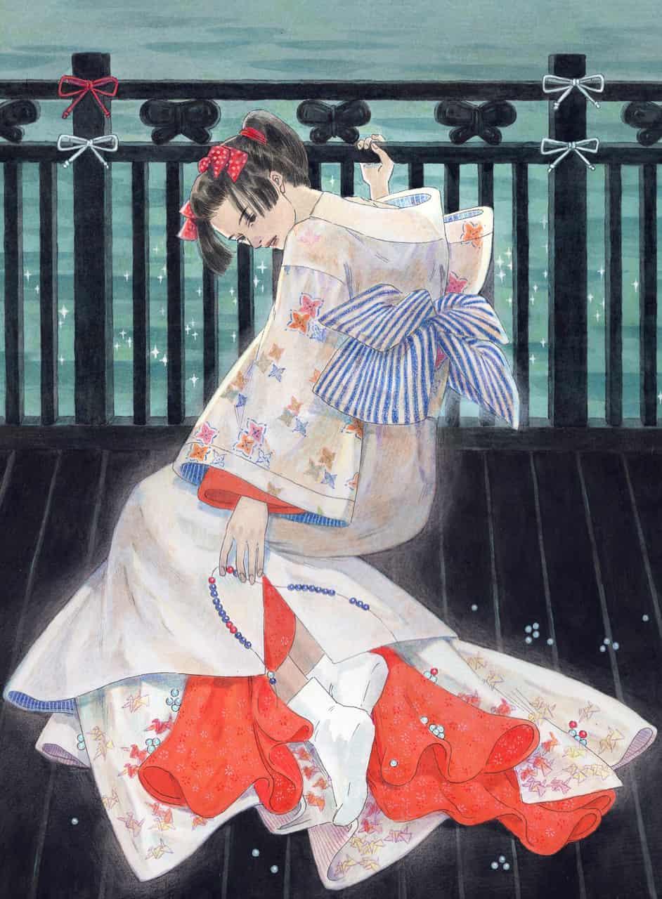 结 Illust of 平定 Kyoto_Award2020_illustration