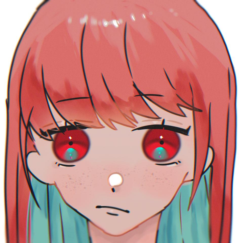 「それはダメなの。これをしなさい。いい?」 Illust of OHTEAOH 小5#腐女子同盟 社会 girl 赤髪