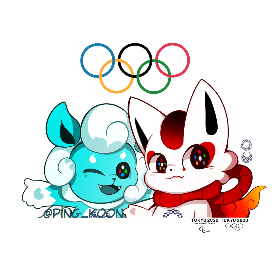 Tokyo Olympics Mascot 2020 / Tokyo 2020 Mascots Olympics ...