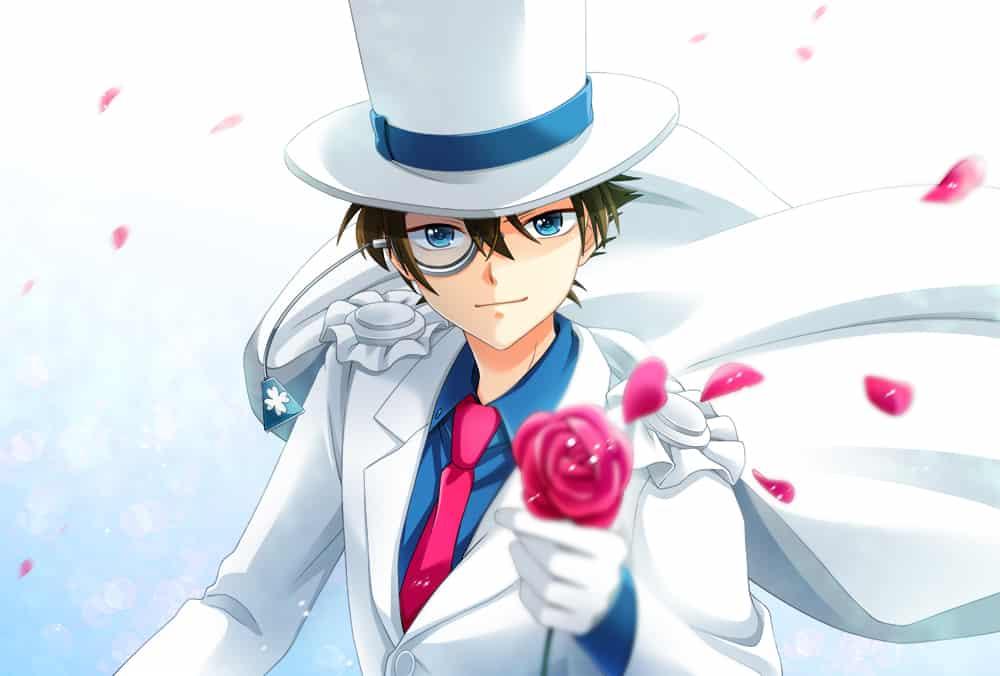 キッド様 Illust of はしこ まじっく快斗 DetectiveConan 紺青の拳 KaitoKuroba PhantomThiefKid キッド様