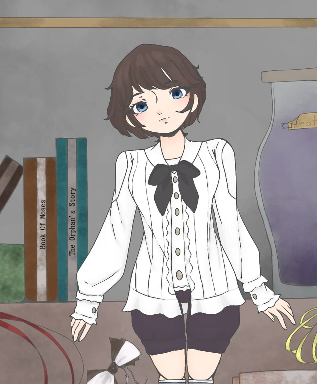 .... Illust of Lollipwap ??? doodle WEEEEE anime Drawingitrandomly