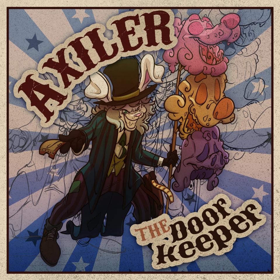 "[HIENA COM] ""AXI THE DOOR KEEPER!"""