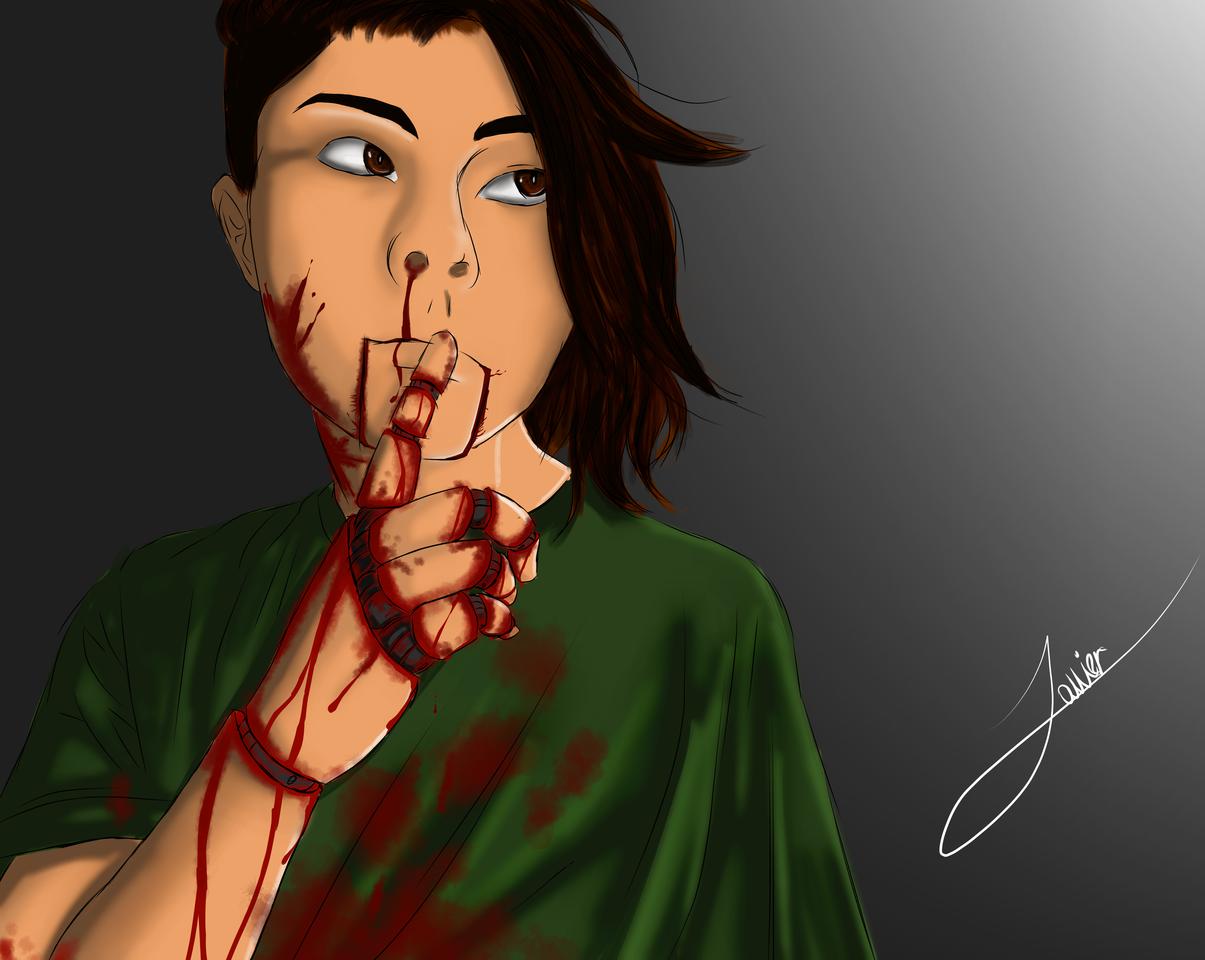 y con esto me di la idea disfraz Illust of Javiart_lopez medibangpaint