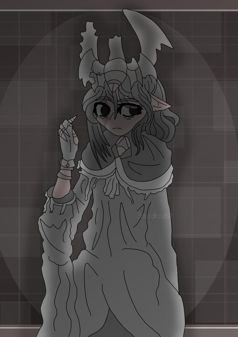 Human Edric  Illust of Squidkid64 medibangpaint Hollow_Knight oc