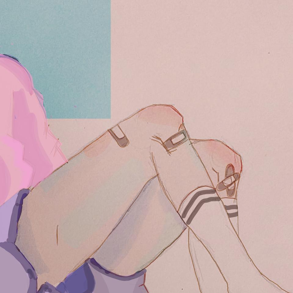 soft boy :³ Illust of kumeco <3 medibangpaint paint art colores softboy