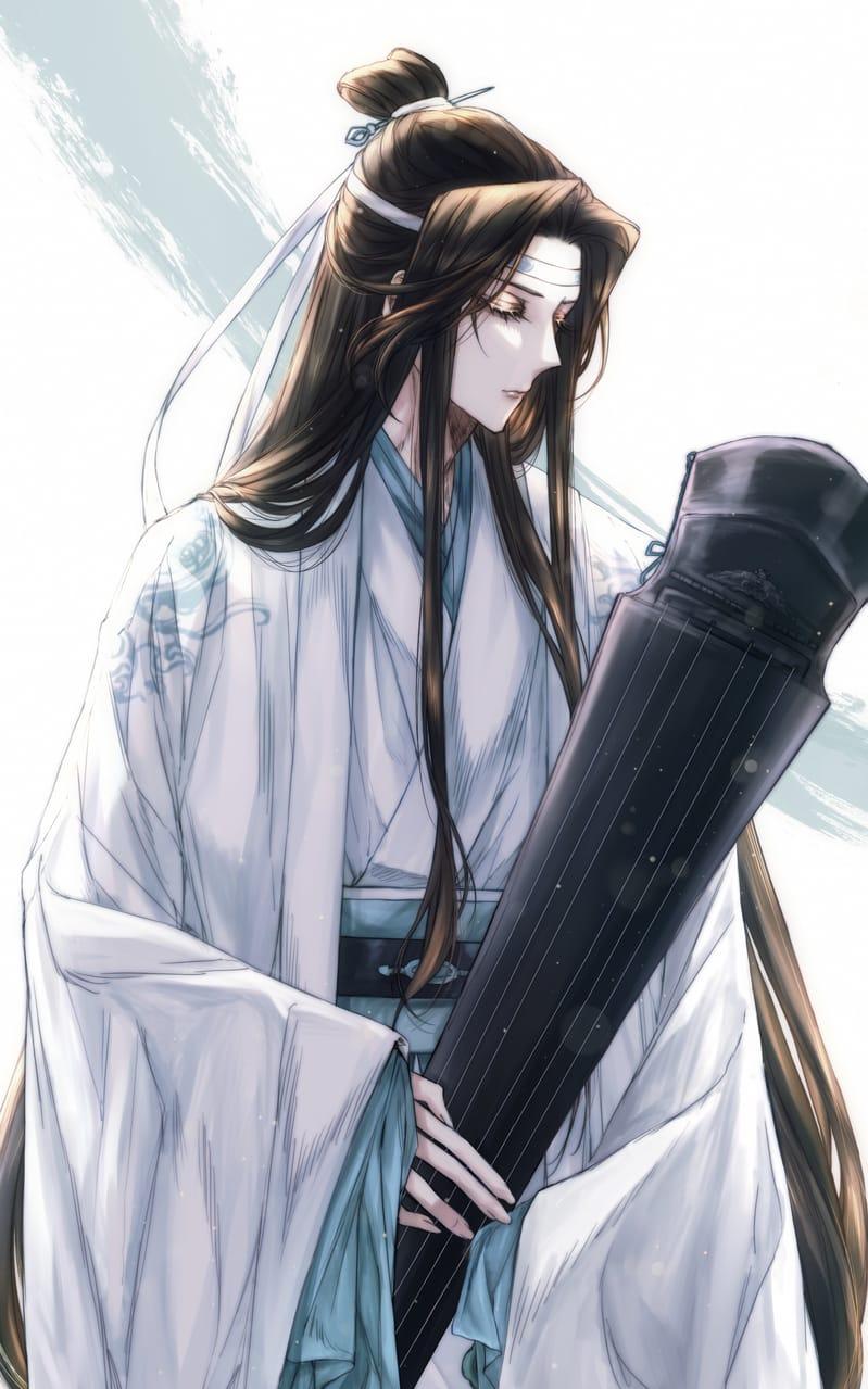 藍氏双璧 Illust of myk のえるのお絵かき illustration MXTX MoDaoZuShi