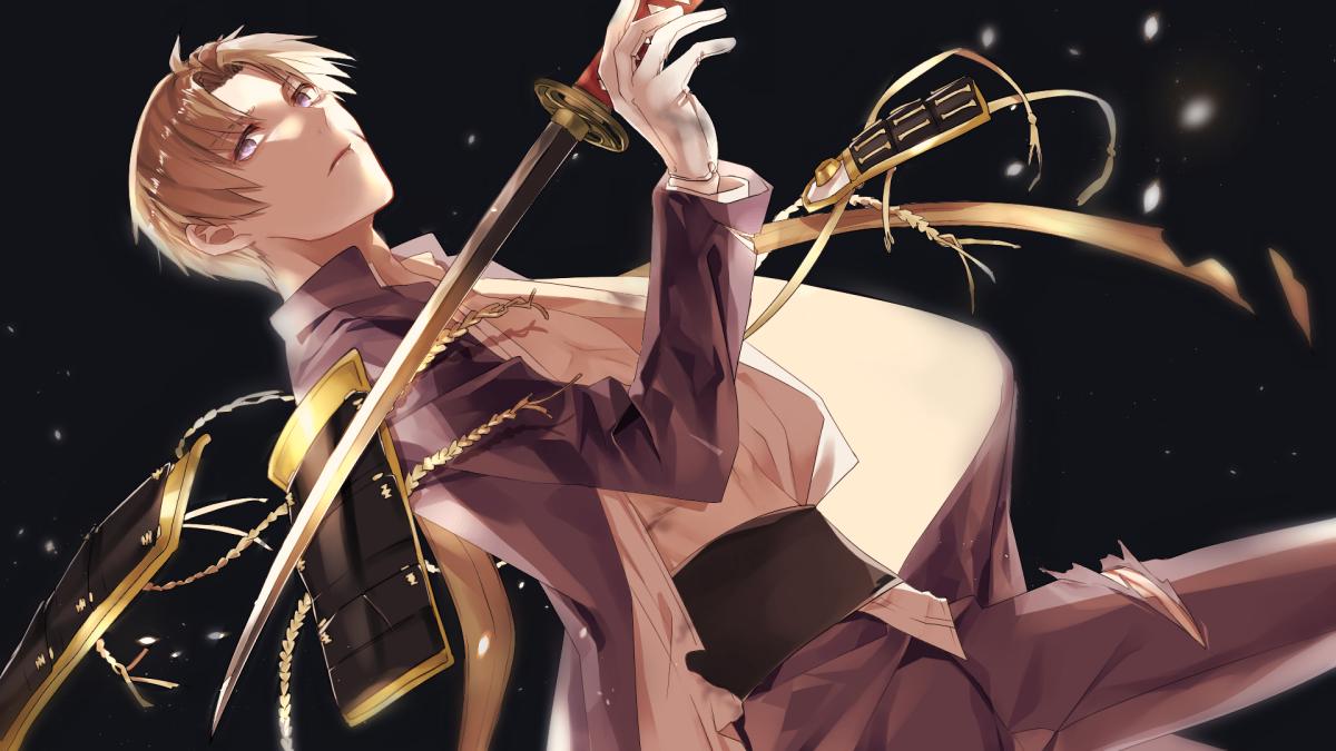 真剣必殺 Illust of 弥次郎 へし切長谷部(刀剣乱舞) Touken_Ranbu へし切長谷部
