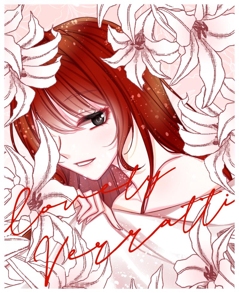 Illust of 제뉴 medibangpaint girl 百合