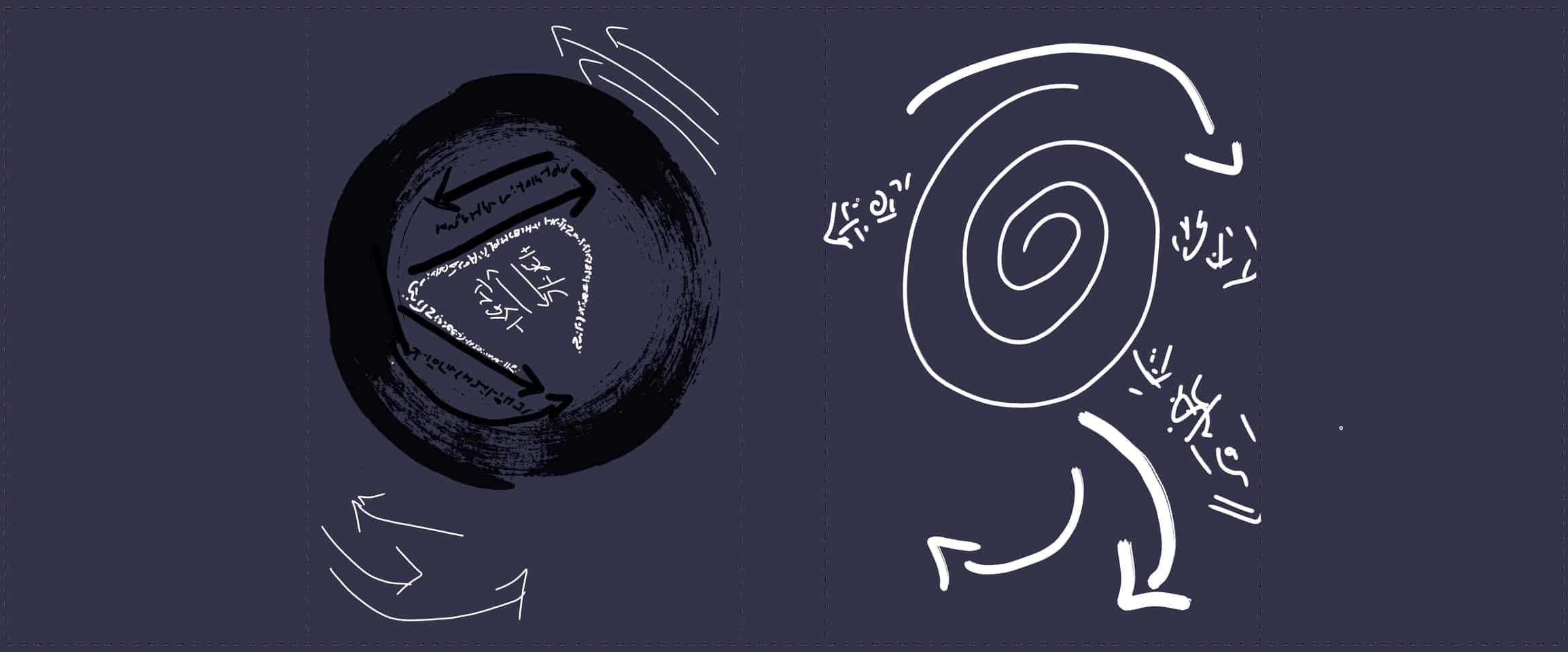 Spinning  Illust of Moonlighto Spinning_contest spinning