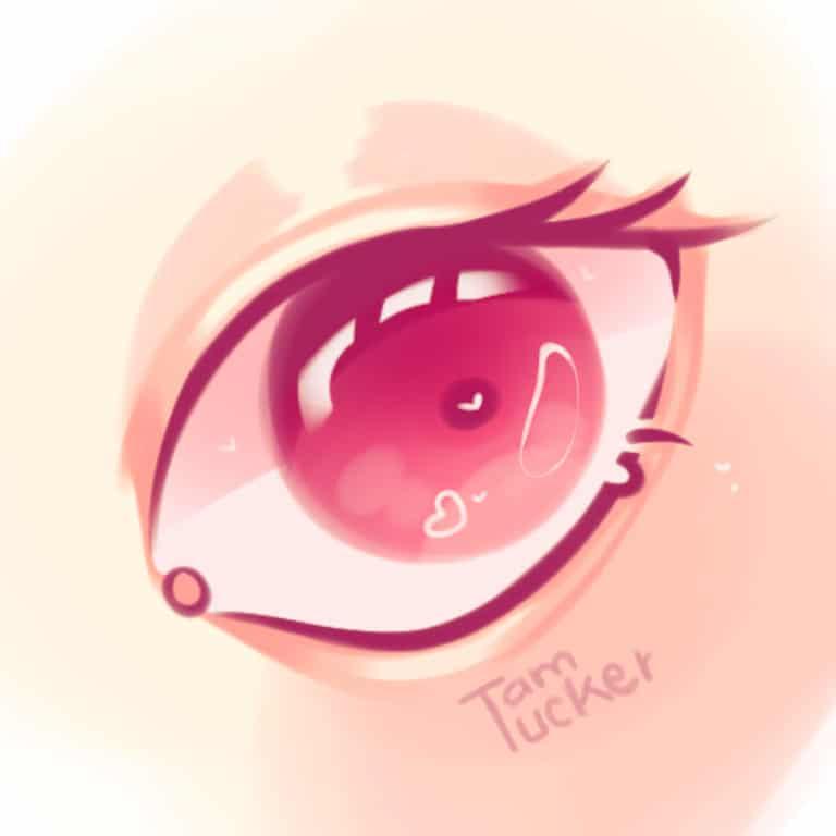 Eye! Illust of Tam Tucker eyes