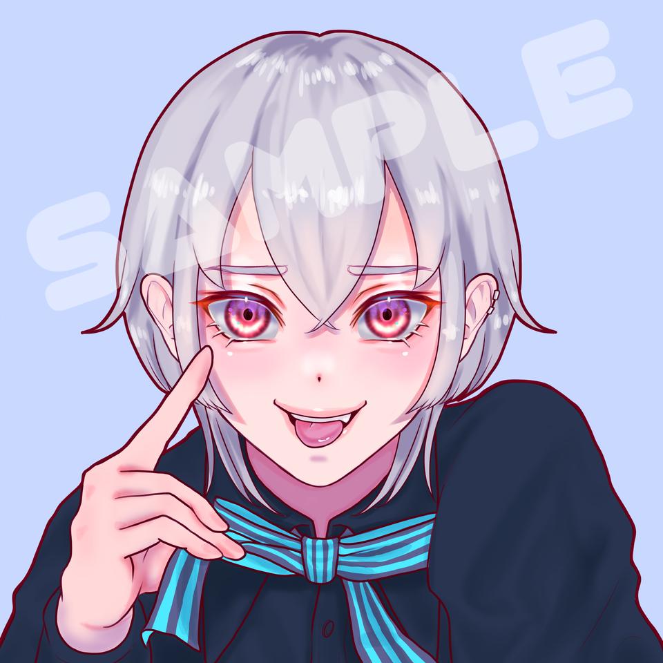 アイコン Illust of FJ icon girl kawaii