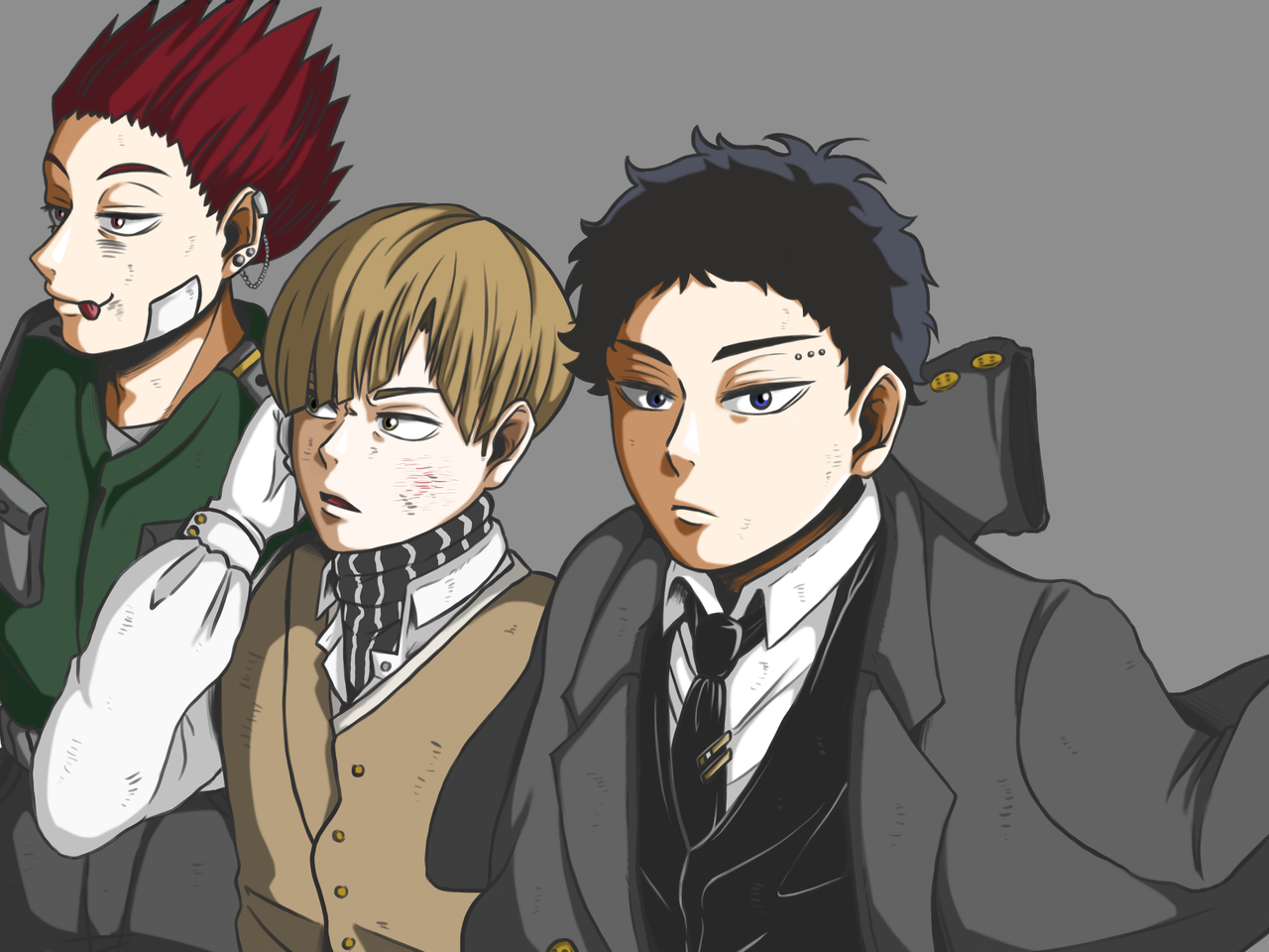 [HQ] Who is your favorite? 🔨