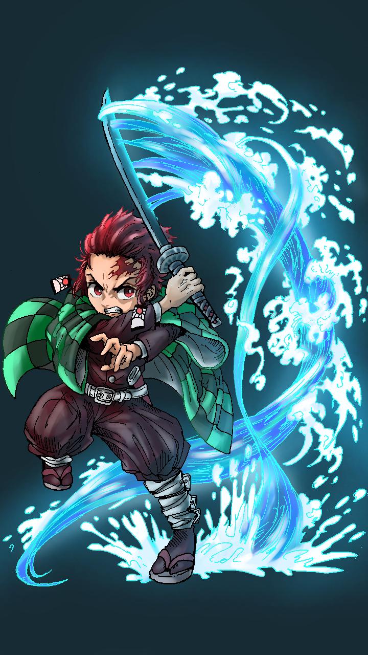 炭治郎 Illust of 有田幸樹 DemonSlayerFanartContest KimetsunoYaiba KamadoTanjirou