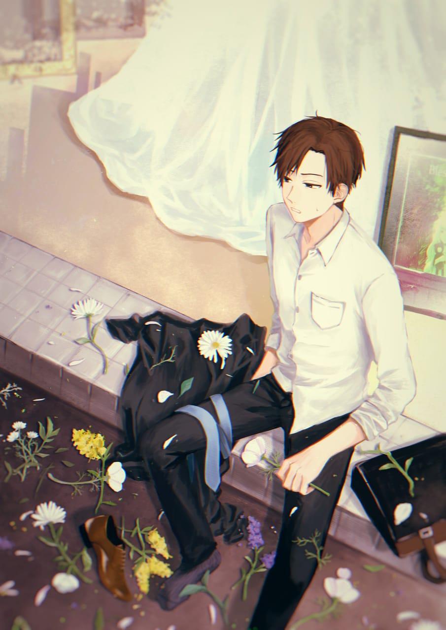 Illust of ふか original boy