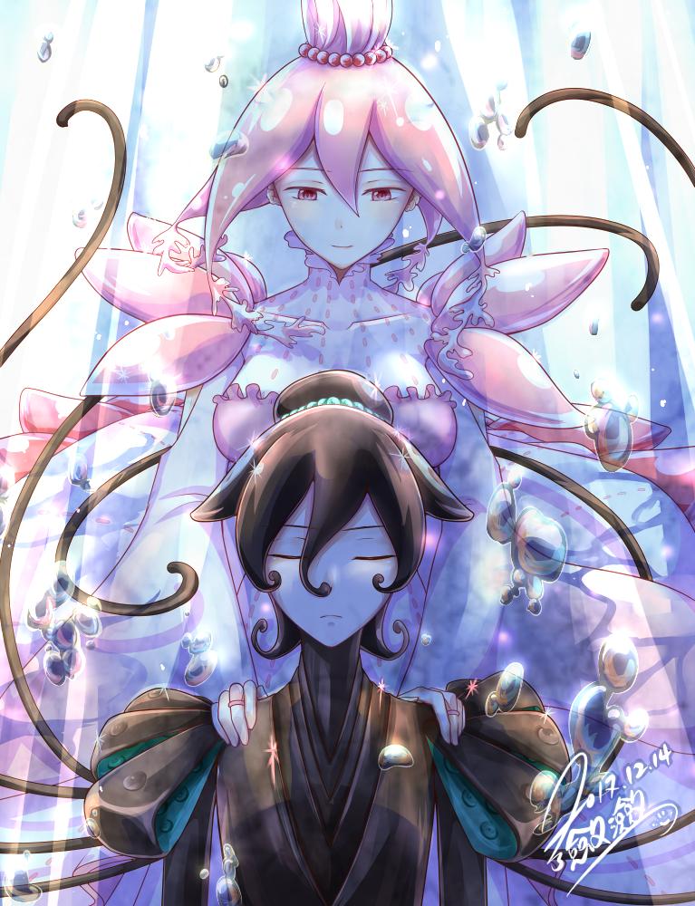 宝石の国-姉弟