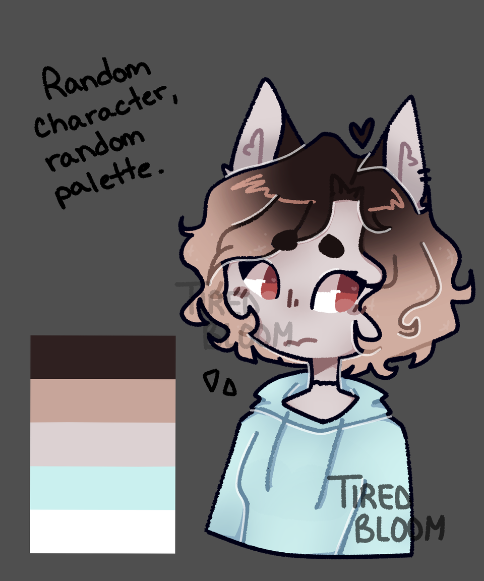 Experimenting wi/ different art styles