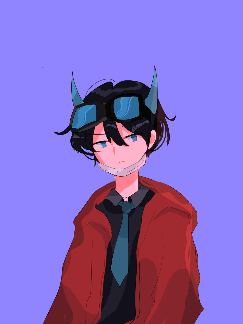 random Illust of 23 medibangpaint boy