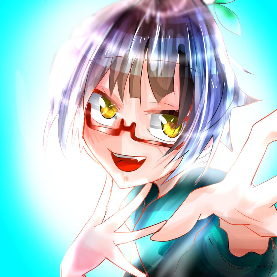 にとちゃんの代理 Illust of お茶湯 にとりとり girl original