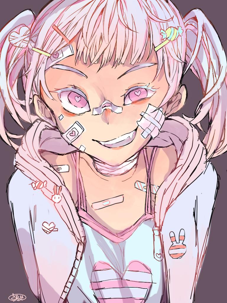 Illust of MELT girl medibangpaint