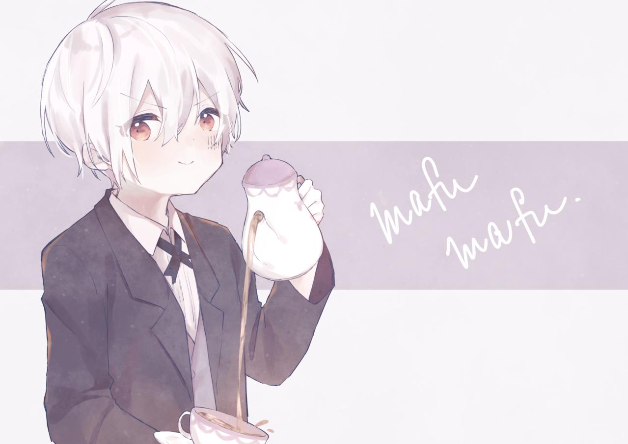Illust of みぞれ white_hair