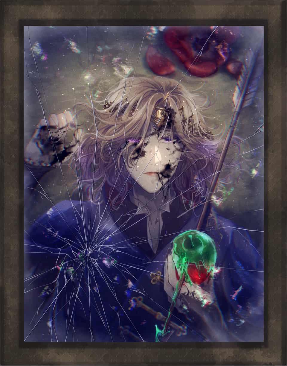 ヴィル様 Illust of sk Twisted-Wonderland VilSchoenheit