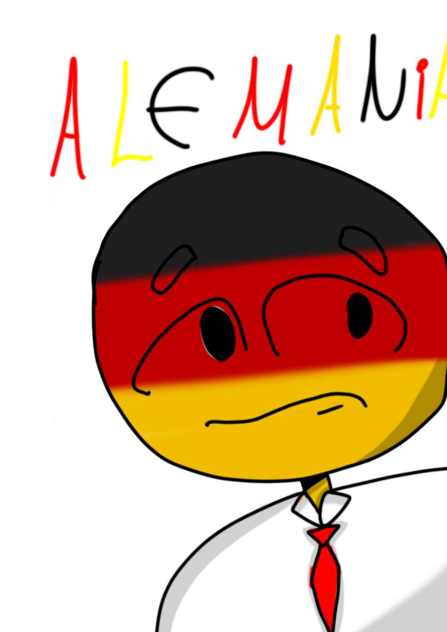 alemania oh germani como se le diga en inglis  Illust of Natami..Ask..pene medibangpaint