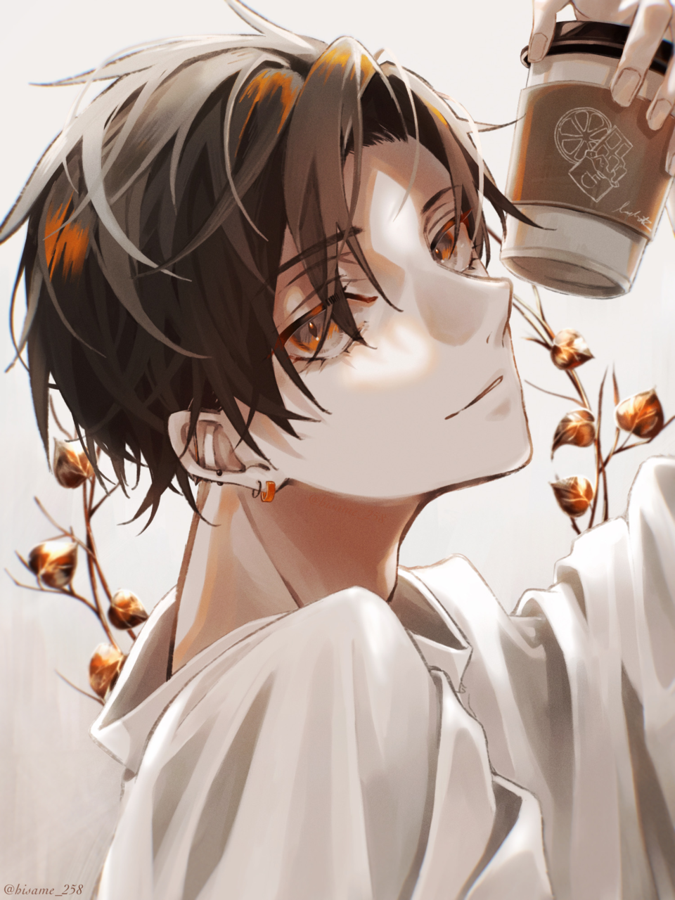 珈琲 Illust of 鷽
