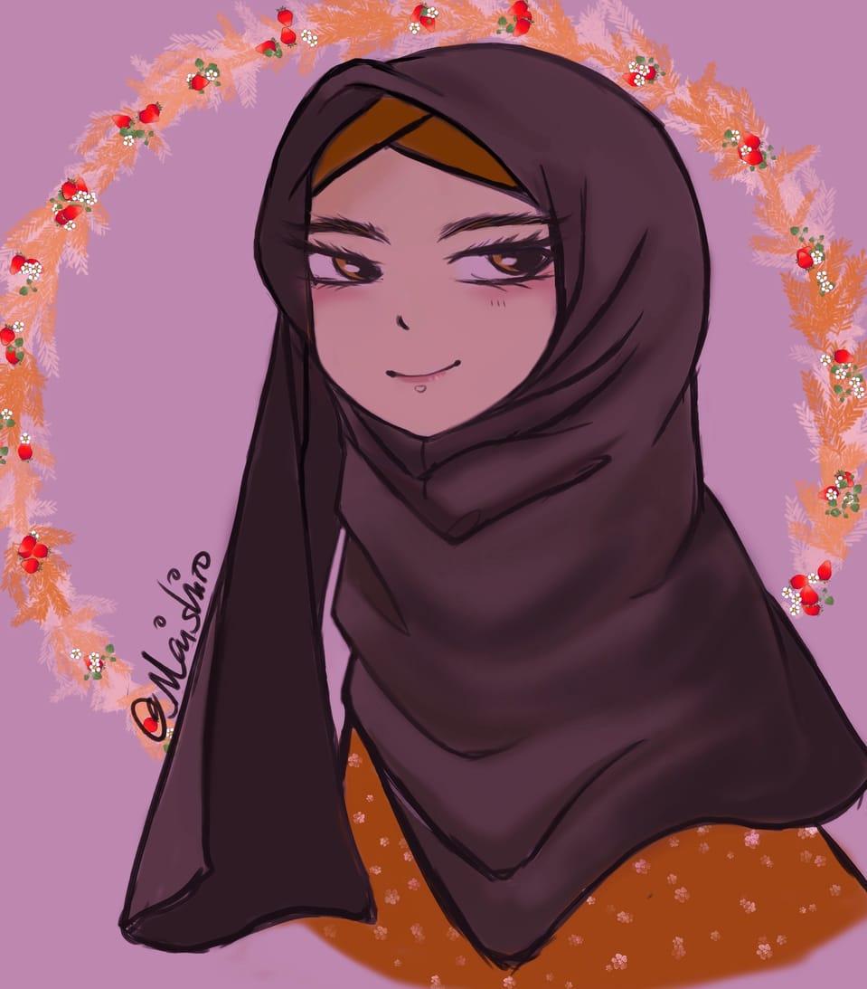 Hijab Girls  Illust of maishiro