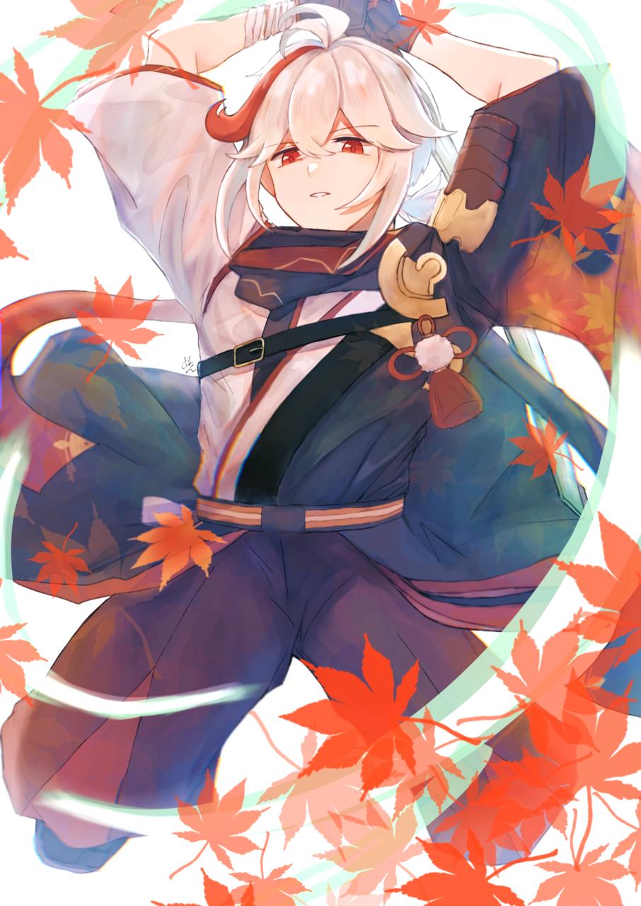 Illust of ぬん GenshinImpact 楓原万葉