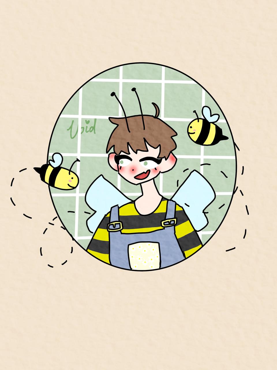 bee boy <3 Illust of MOO! |v! baku