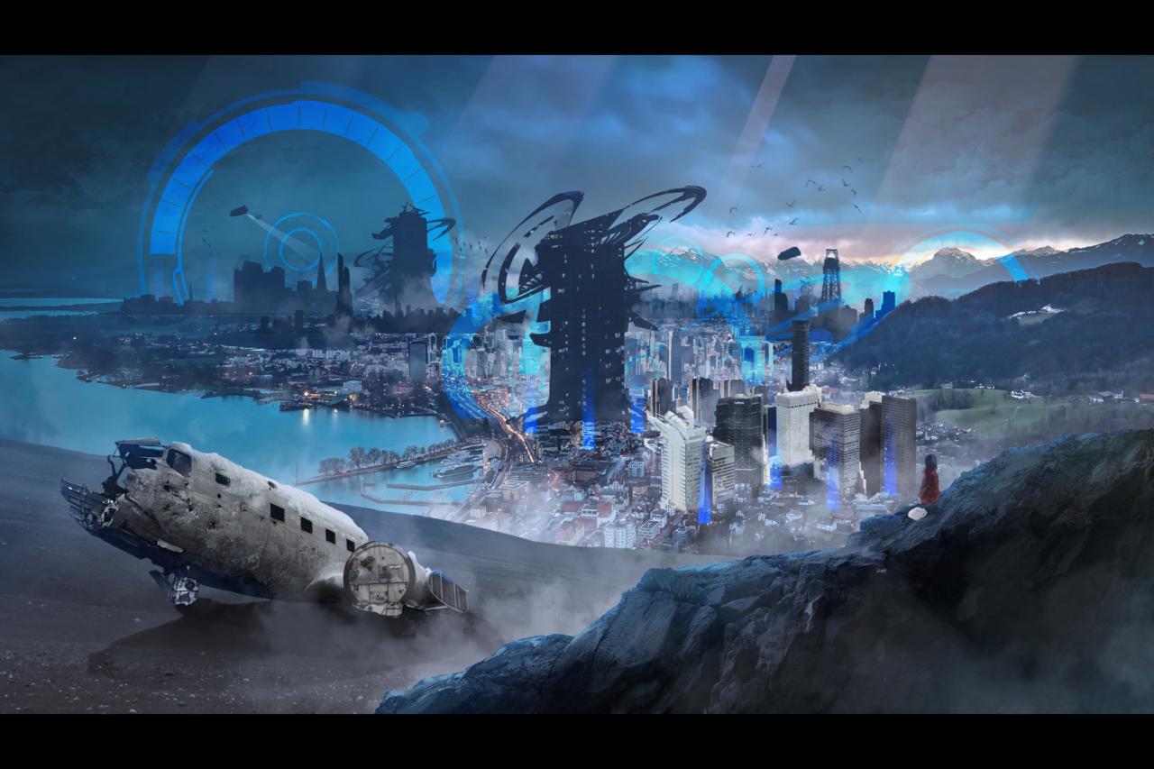 未来都市Ⅱ
