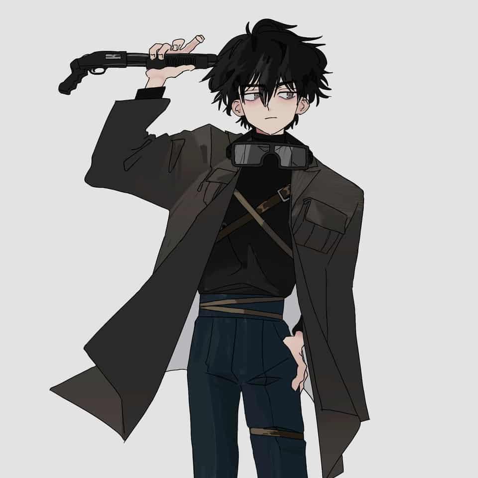 Illust of Karin.ahn Gun