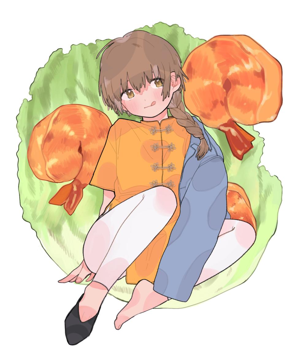 🦐 Illust of 305くん medibangpaint food girl
