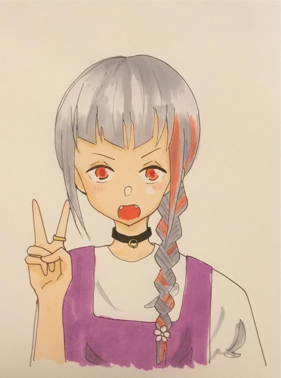 代理できた!!! Illust of わかな 代理ちゃん girl oc