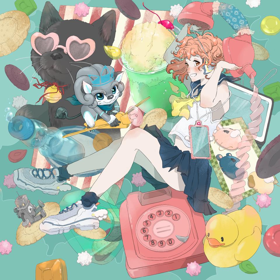 ファンタジーの旅/mana