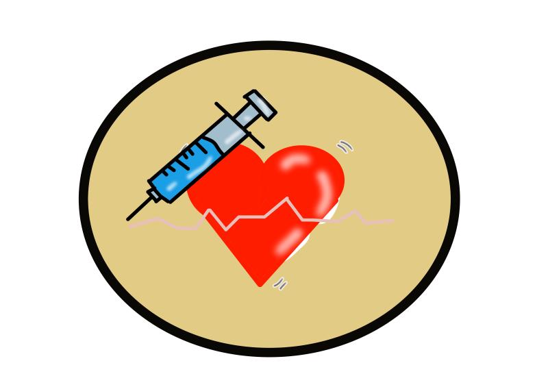 Logo sociedad secreta de los sanitarios. Illust of Arturo MySecretSocietyContest