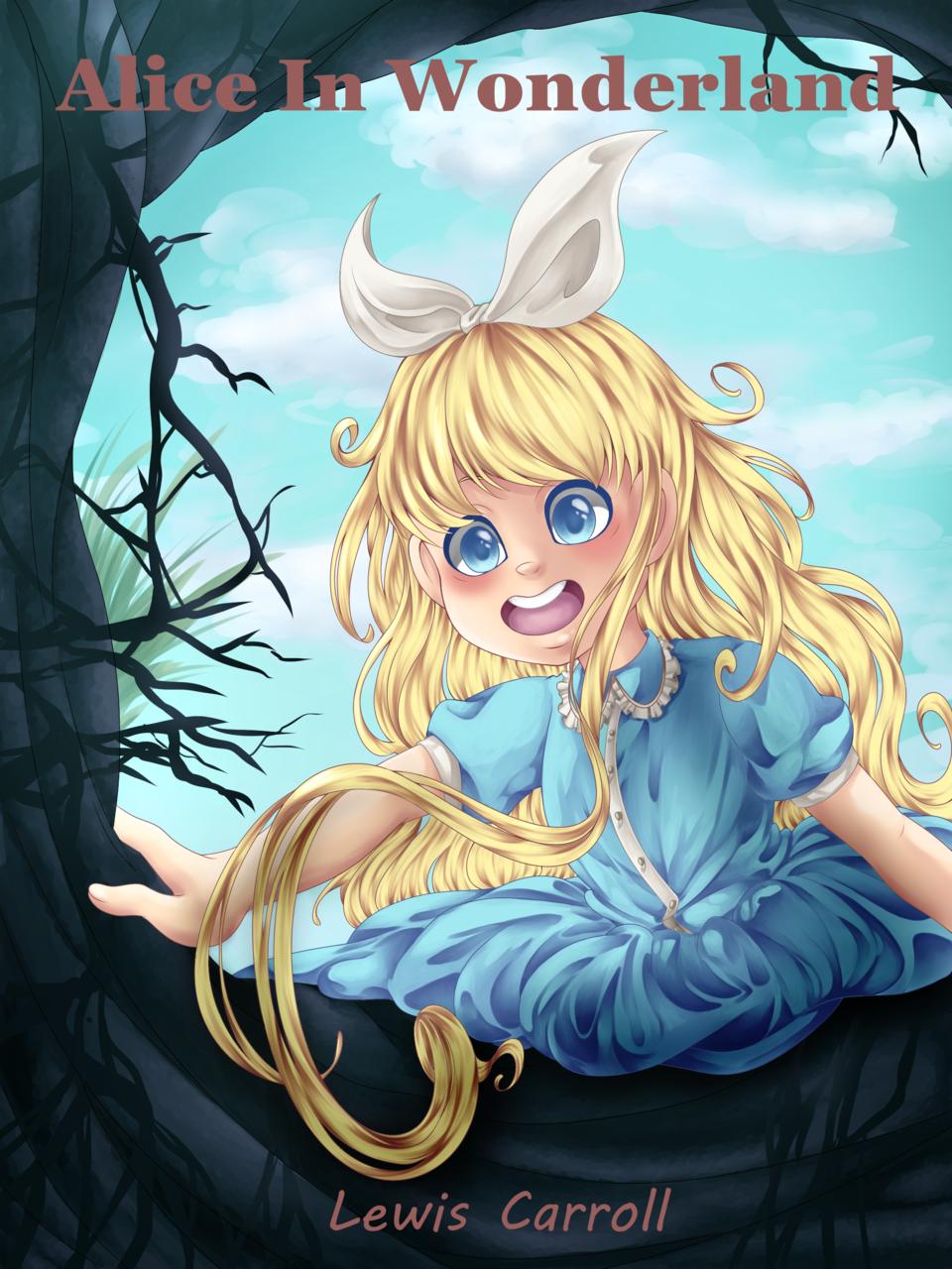 Alice's Adventures in Wonderland Illust of MUMU