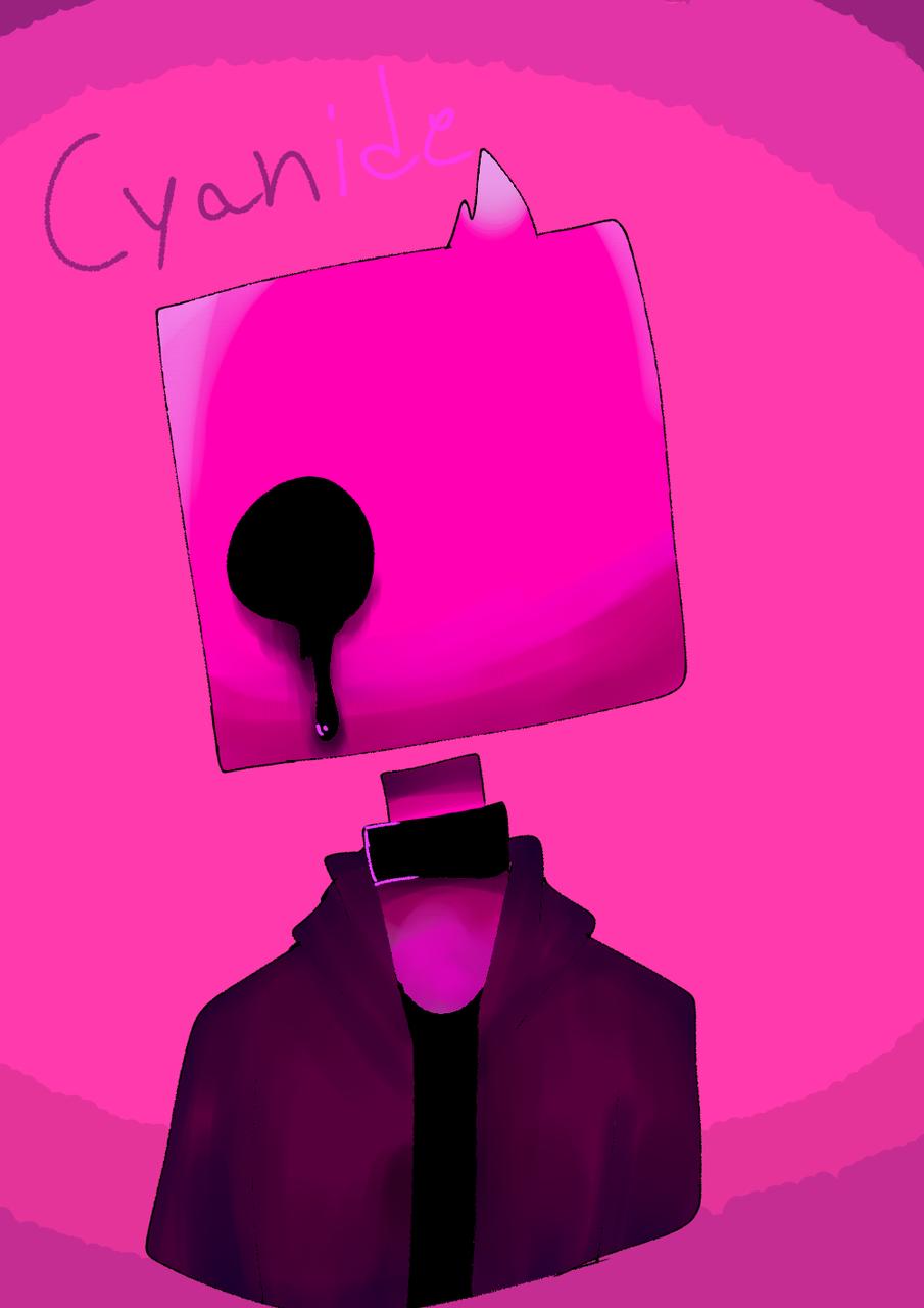 Corrupted Cyan