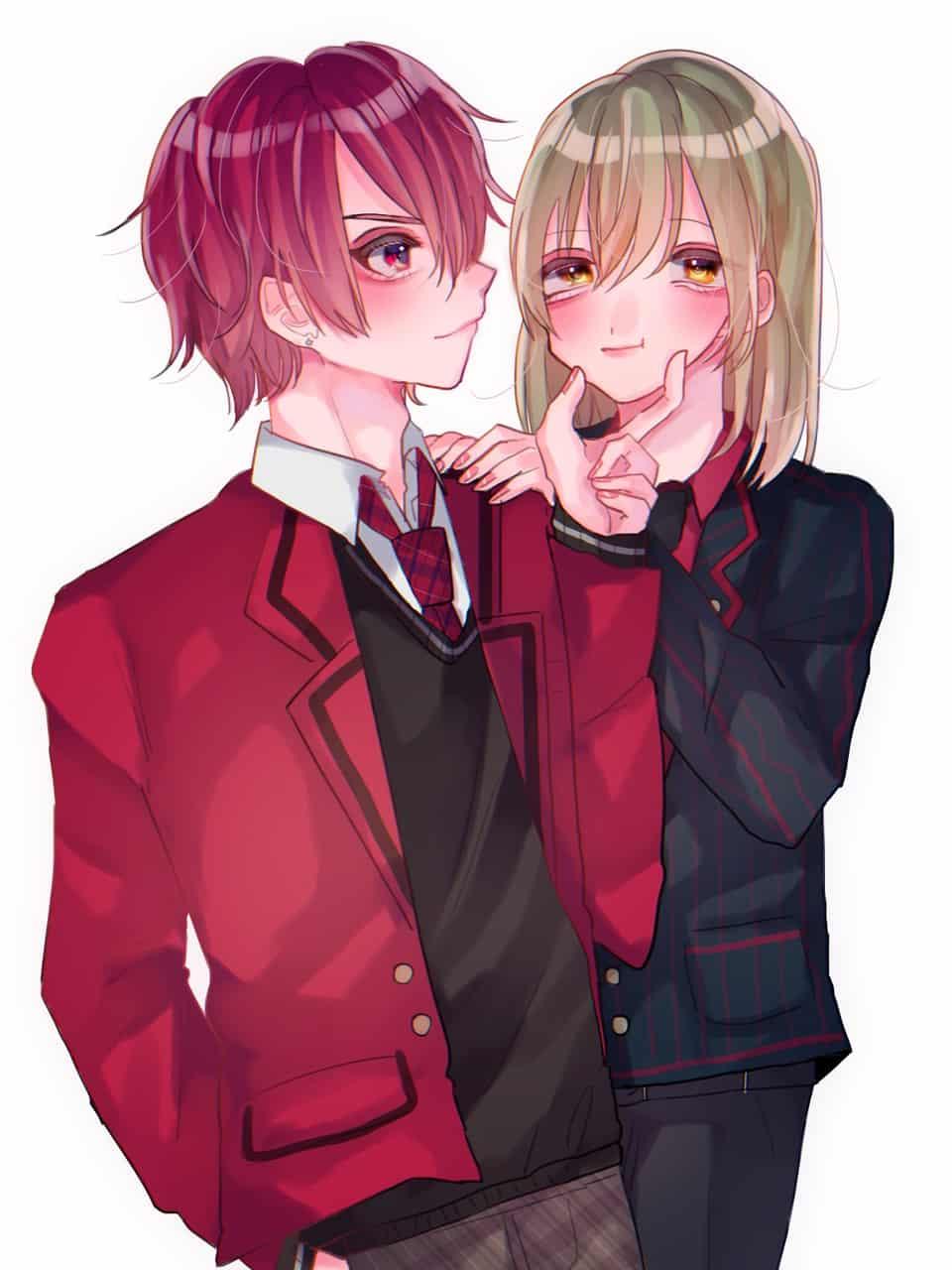 ちょこぷに Illust of MELRi boy uniform handsome oc original kawaii