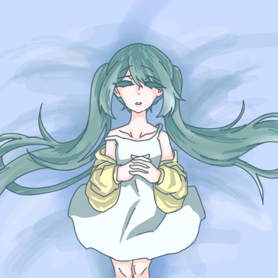 みくたや Illust of SCP774-green pepper(ピーマン) medibangpaint