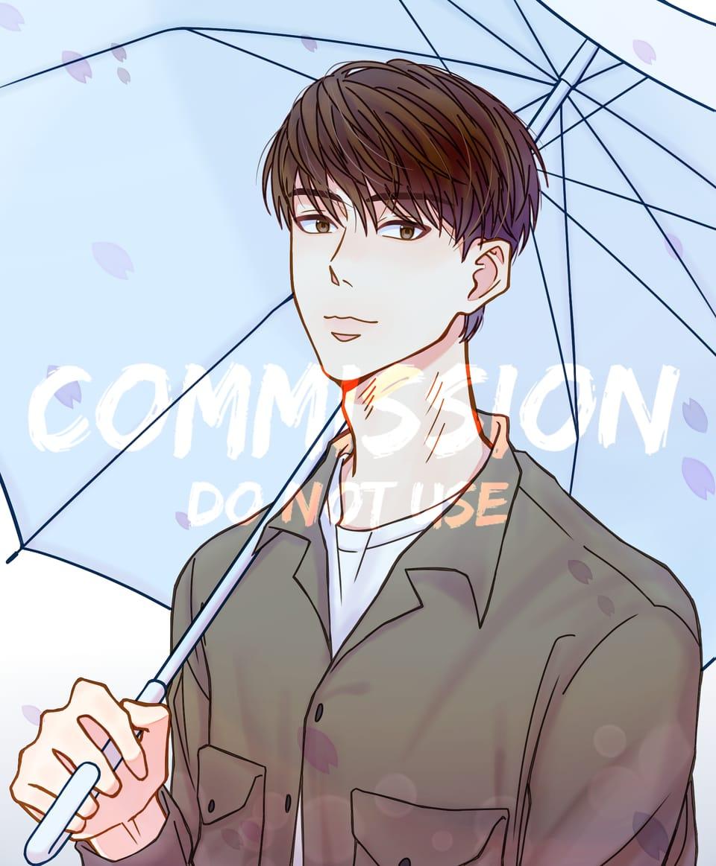 Commission Illust of Hali Tomorrow commission