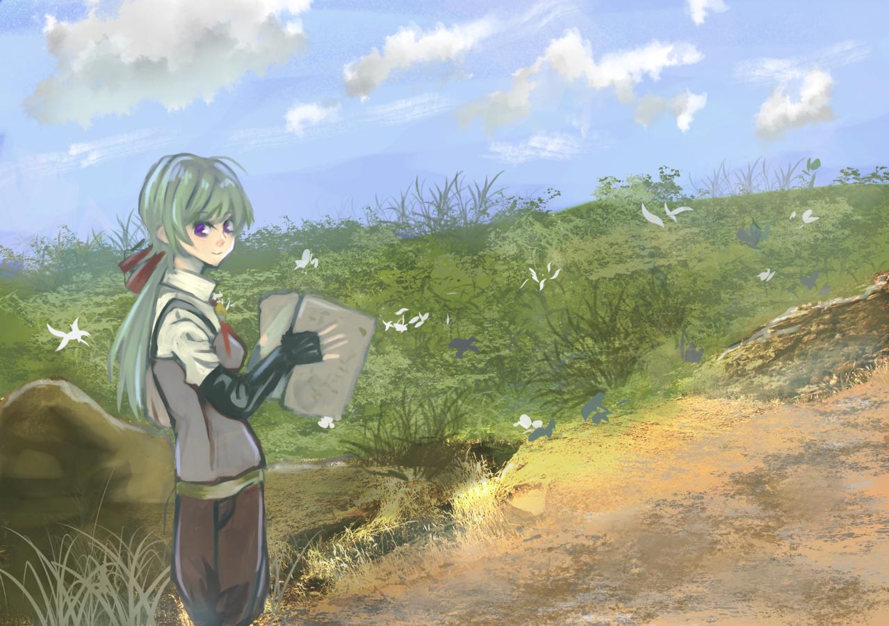 Illust of 夏目ニワ