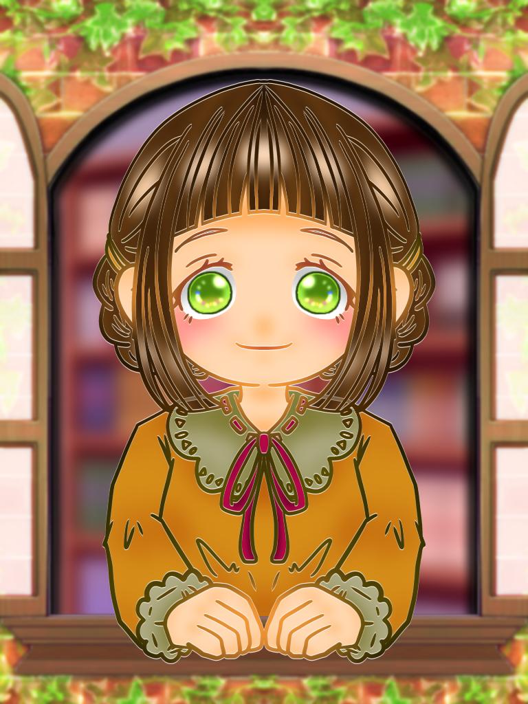 女の子 Illust of にゃん汰さん girl original