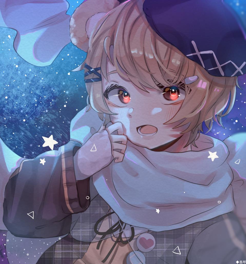 🐻 Illust of もち 墨琴 medibangpaint star space