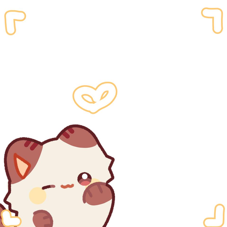 猫猫合照! Illust of 九阳 medibangpaint