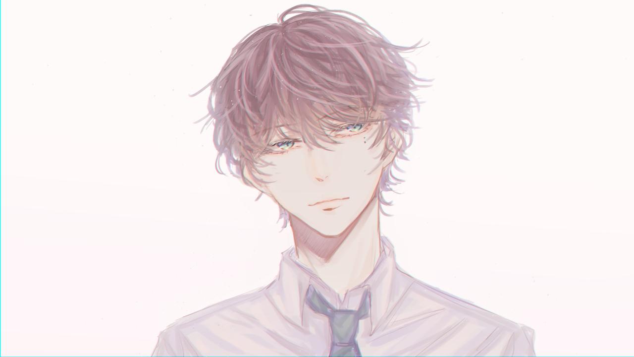 남자 캐릭터 Illust of 뇸뇸 남캐 character boy